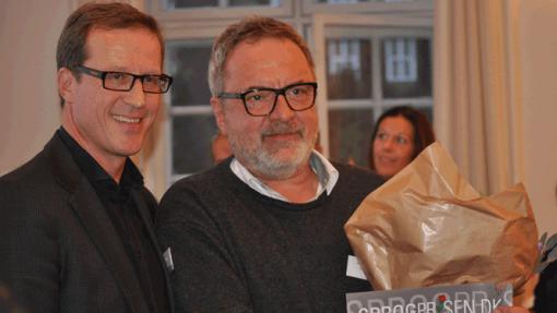 Taxamand.dk vinder Sprogprisen '15 for sine levende beskrivelser af verden set gennem forruden på en mercer